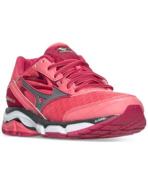 Mizuno Women's Wave Inspire 12 Running Sneakers from Finish Line