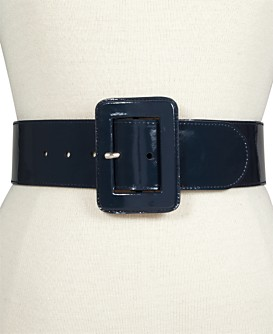 Macy*s - Women's - Anne Klein Patent Belt