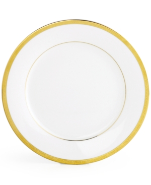 "Charter Club ""Grand Buffet Gold"" Salad Plate"
