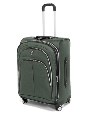 Atlantic Odyssey 8-Wheel Expandable Spinner Upright, 29""