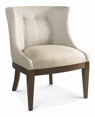 round back accent chair accent chairs chairs recliners living room