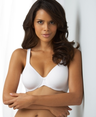 Bali Bra, Passion for Comfort Cotton Underwire