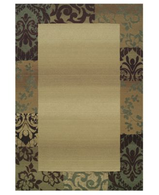 "CLOSEOUT!  ""Genesis"" 2060Y Area Rug, 8' Square"