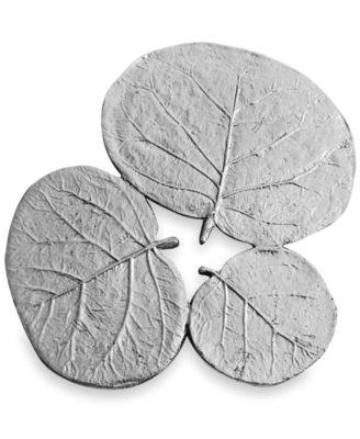Michael Aram Serveware, Botanical Leaf Trivet