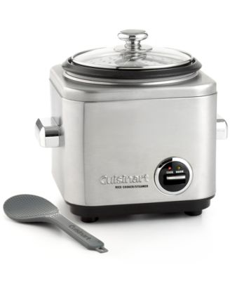 Cuisinart CRC400 Rice Cooker & Steamer, 4...