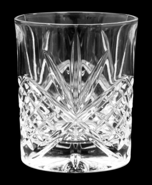 "Godinger ""Dublin"" Double Old-Fashioned and Highball Glasses, Set of 8"