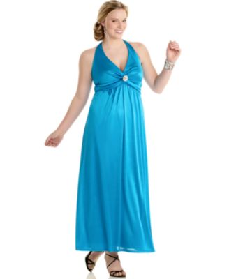 blue prom dresses - plus size prom dresses 6