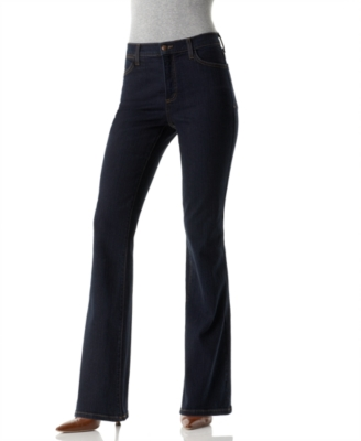 Not Your Daughter's Jeans Sarah Stretch Boot Cut Jeans, BluBlack Wash