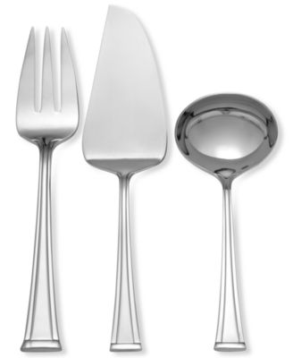 Waterford Kilbarry Platinum 3-Piece Serving Set