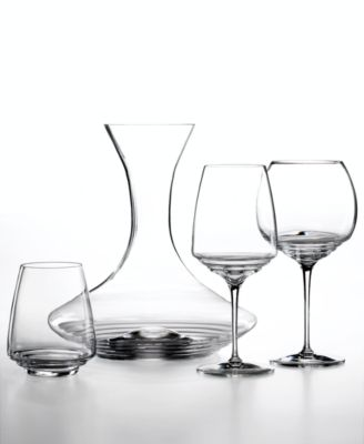 Luigi Bormioli Esperienze Stemware Sets of 4 Collection