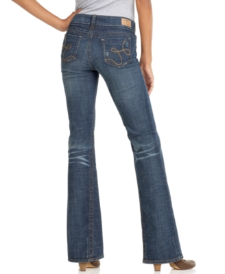 Hydraulic Lola Flare Jeans, Copper Wash
