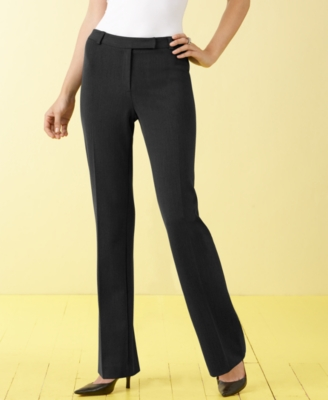 Charter Club Slim It Up Classic Fit Pants