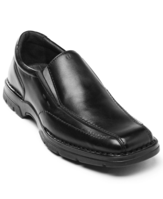 Via Europa Shoes, Camden Bike Toe Loafers Men's Shoes