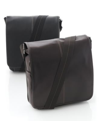 Perry Ellis Bag, Royalton North/South Messenger Bag
