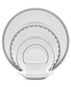 Vera Wang Wedgwood Dinnerware, Flirt 5 Piece Place Setting