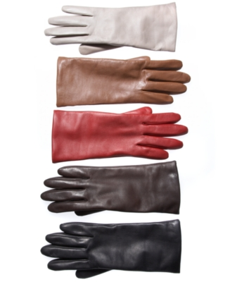 Alfani Gloves, Cashmere Lined Leather