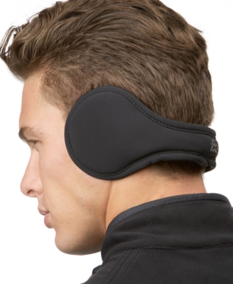 180s Ear Warmer, Urban Soft Tech