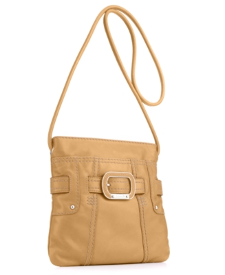 Tignanello Handbag, Belting Touchables Crossbody Bag