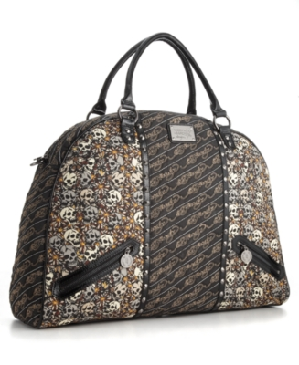 Ed Hardy Handbag, Quintessential Quilt Quiana Carry-On Bag