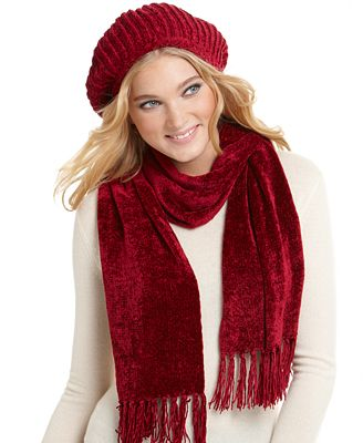 Charter Club Scarf, Chenille