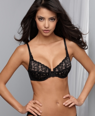 Wacoal Bra, Arabesque Lace Underwire