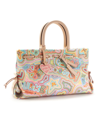Dooney & Bourke Handbag, Pop Novelty Tassel Tote