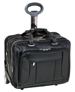 "McKlein Business Case, 17"" West Town Checkpoint and Laptop Friendly Business Case"