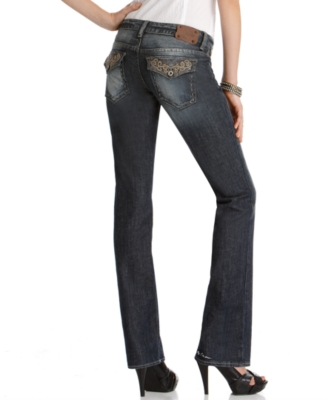 GUESS Jeans, Nevaeh Straight Leg