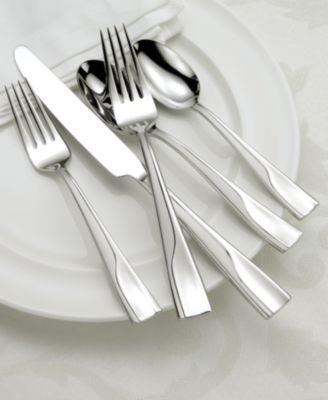 Oneida Flatware, Zest 50 Piece Set - Flatware & Silverware ...