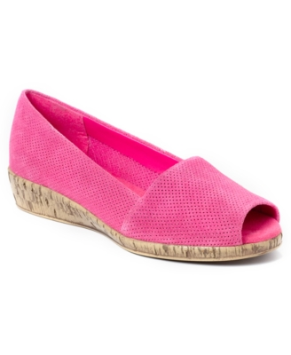 Aerosoles Shoes, Spring Break Wedges Women's Shoes - Slip-Ons