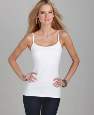 Solid Bra Tank by Style&co