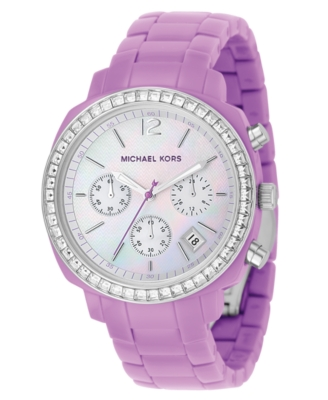 Novelty Strap Watch - Michael Kors