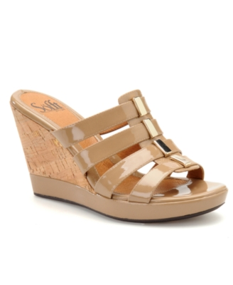Sofft Shoes, Paladea Wedges Women's Shoes