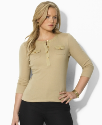 Knit Top - Lauren by Ralph Lauren