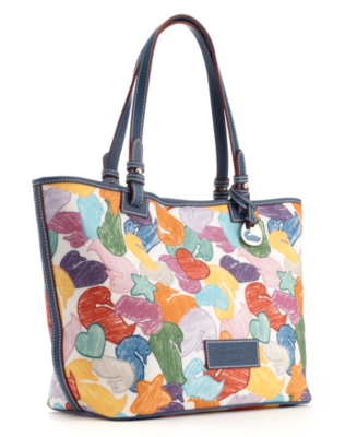 Dooney & Bourke Handbag, Jumble Duck Tote, Medium