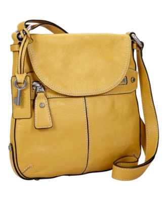 Fossil Handbag, Maddox Crossbody Bag