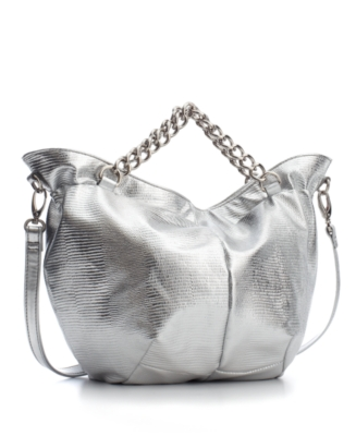 Nine West Handbag, Pouchette Crossbody Bag - Metallic Shoulder Bag