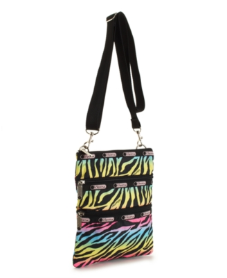 Printed Shoulder Bag - Le Sport Sac