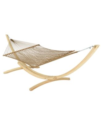 Outdoor Deluxe DuraCord Rope Hammock, Direct Ships for $9.95