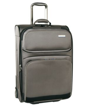 "Perry Ellis Suitcase, 21"" Bloomfield Expandable Carry-On - Travel Bags"