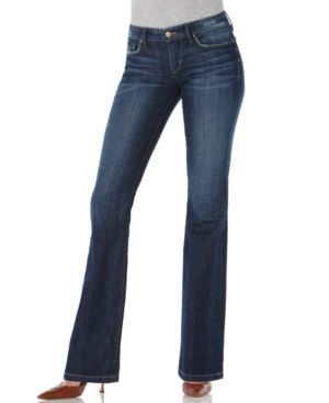 Joe's Jeans Boot Cut Jeans, Petite Provocateur Kendall Wash