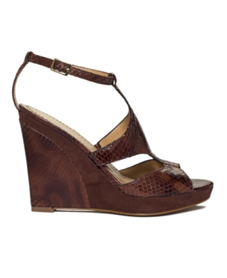 Nine West Shoes, Trible 8 Wedges Women's Shoes