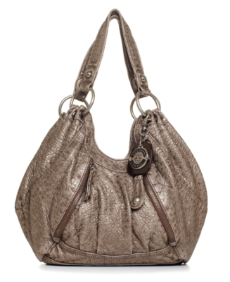 Kathy Van Zeeland Handbag, Happy Hour Shopper