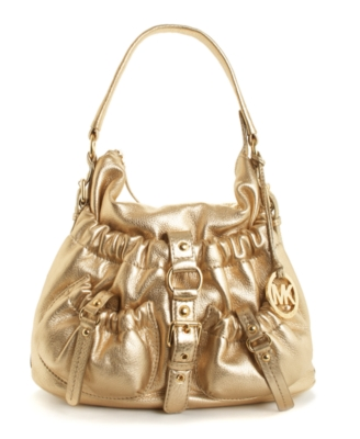 MICHAEL Michael Kors Handbag, Jennings Shoulder Bag, Medium