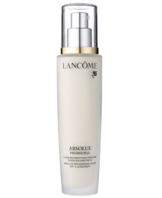 Absolue Premium Bx SPF 15 Moisturizer Cream and Sunscreen Lotion, 2.5 oz.
