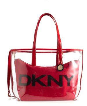 DKNY Handbag, Beach Shopper, Medium - Handbags