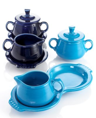 Fiesta® Sugar and Creamer Set