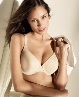 Vanity Fair Bra, Body Sleeks Support Full Coverage Contour