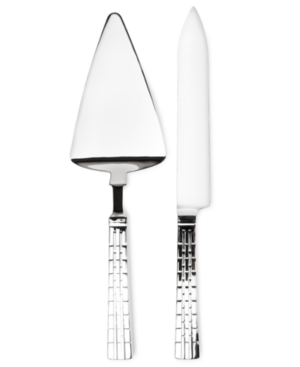 Lauren Ralph Lauren Serveware, Watchband Cake Knife and Server