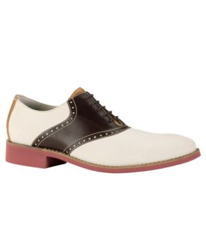 Cole Haan Shoes, Air Colton Saddle Oxfords Men's Shoes - Cole Haan